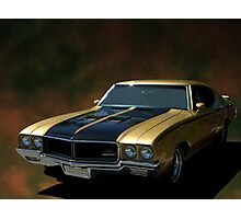 1970 Buick Grand Sport Stage 2 Photographic Print