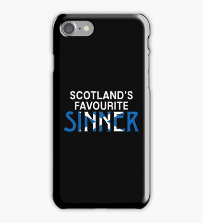 "Christopher Saynt ""Sinners are Winners""  iPhone Case/Skin"