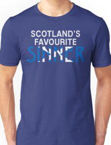 "Christopher Saynt ""Sinners are Winners""  Unisex T-Shirt"