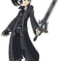 Sword Art Online - Kirito by 57MEDIA