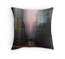 St Georges Terrace Throw Pillow