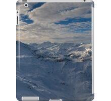 Winter on Kitzsteinhorn 75 iPad Case/Skin