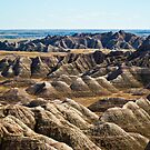 The Badlands - South Dakota Sweetness by A.D. Wheeler