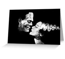 Dark Love Greeting Card