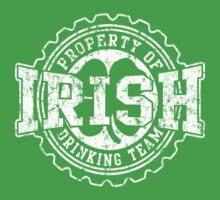 Irish Drinking Team Bottle Cap Kids Clothes
