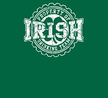 Irish Drinking Team Bottle Cap Unisex T-Shirt