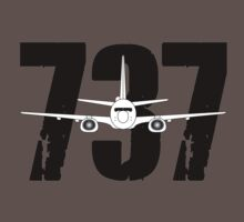 Boeing 737 One Piece - Short Sleeve