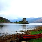 Castle, Scottish Highlands by ACBPhotos