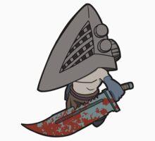 Silent Hill - Pyramid Head Kids Clothes
