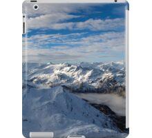 Winter on Kitzsteinhorn 76 iPad Case/Skin