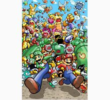 Super Mario Bros. 3 - RUN!!! Unisex T-Shirt