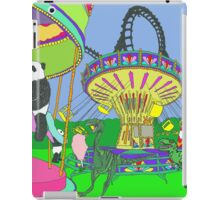 Jurassic Panda Fun Fair iPad Case/Skin