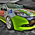 Clio Cup by Roddy Atkinson