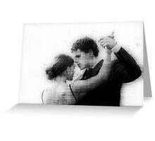 Tango I Greeting Card
