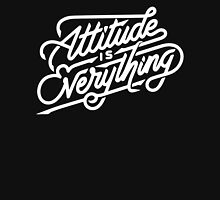 Attitude is Everything (White) T-Shirt