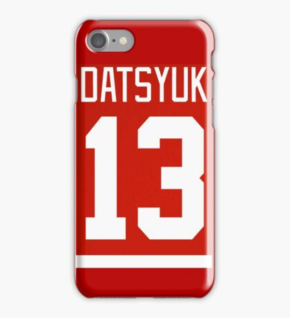 Pavel Datsyuk Phone Cases iPhone Case/Skin
