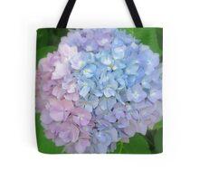 Multi-Colored Hydrangea Tote Bag