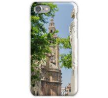 Seville, The Giralda - Spain  iPhone Case/Skin
