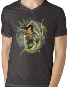 Archer Bosmer Mens V-Neck T-Shirt