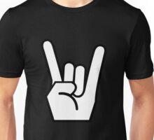 Metal Bullhorns Unisex T-Shirt