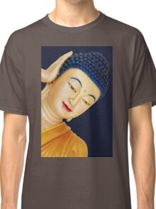 buddha face Classic T-Shirt