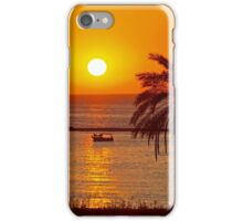 Cyprus Sunset iPhone Case/Skin