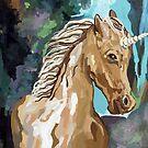 The Last Unicorn by irisgrover