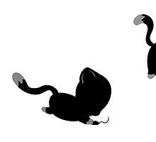 Black Cat by fredoporras