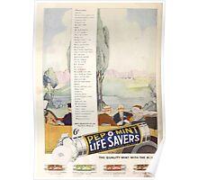 Advertisements Photoplay Magazine July through December 1920 0268 Life Savers Poster