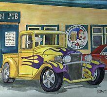 1932 Hot-Rod Pickup by DarkRubyMoon
