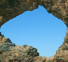 Australia Rock by Michael John