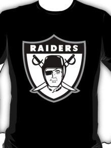 Oakland Raiders logo 2  T-Shirt