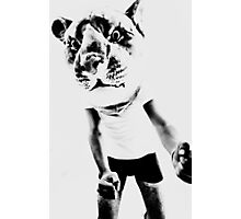 Tiger I  Photographic Print
