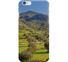 Springtime in Cyprus  iPhone Case/Skin