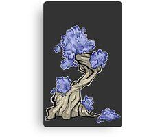 Tree - winter Canvas Print