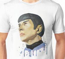 Spock / Leonard Nimoy Unisex T-Shirt