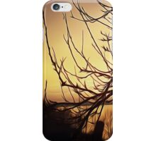 evening silence iPhone Case/Skin