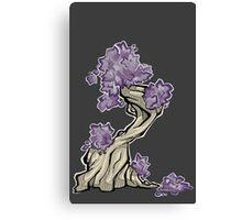 Tree - spring Canvas Print