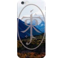 LORD OF THE RINGS LANDSCAPE iPhone Case/Skin