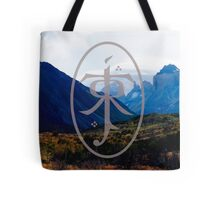 LORD OF THE RINGS LANDSCAPE Tote Bag