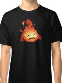 Studio Ghibli - Howl's Moving Castle - Calcifer Classic T-Shirt