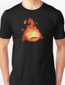 Studio Ghibli - Howl's Moving Castle - Calcifer Unisex T-Shirt