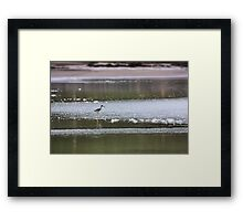 How much Further ? Framed Print