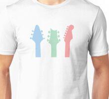 Guitar Colour Unisex T-Shirt