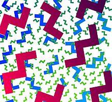 wacky pattern by garduno