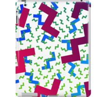 wacky pattern iPad Case/Skin
