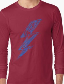 THUNDER FLASH Long Sleeve T-Shirt