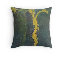 Phoenix Flower Throw Pillow