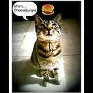 Mmm...Cheeseburger by AngieBanta