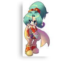Final Fantasy VI - Terra Canvas Print